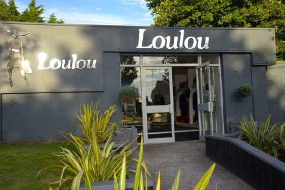 Loulou Boutique at Pyle Garden Village